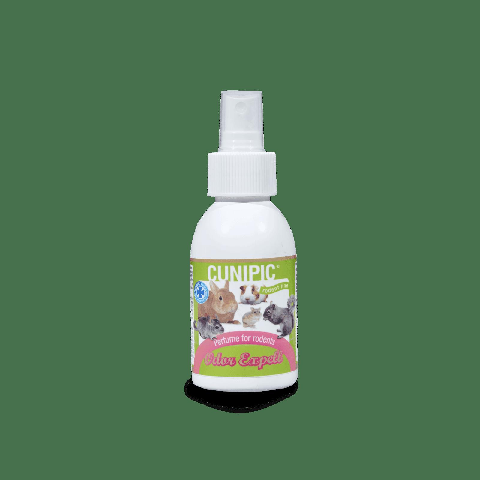 Odor Expell Perfume Anti-olor para conejos y roedores 125 ml Cunipic