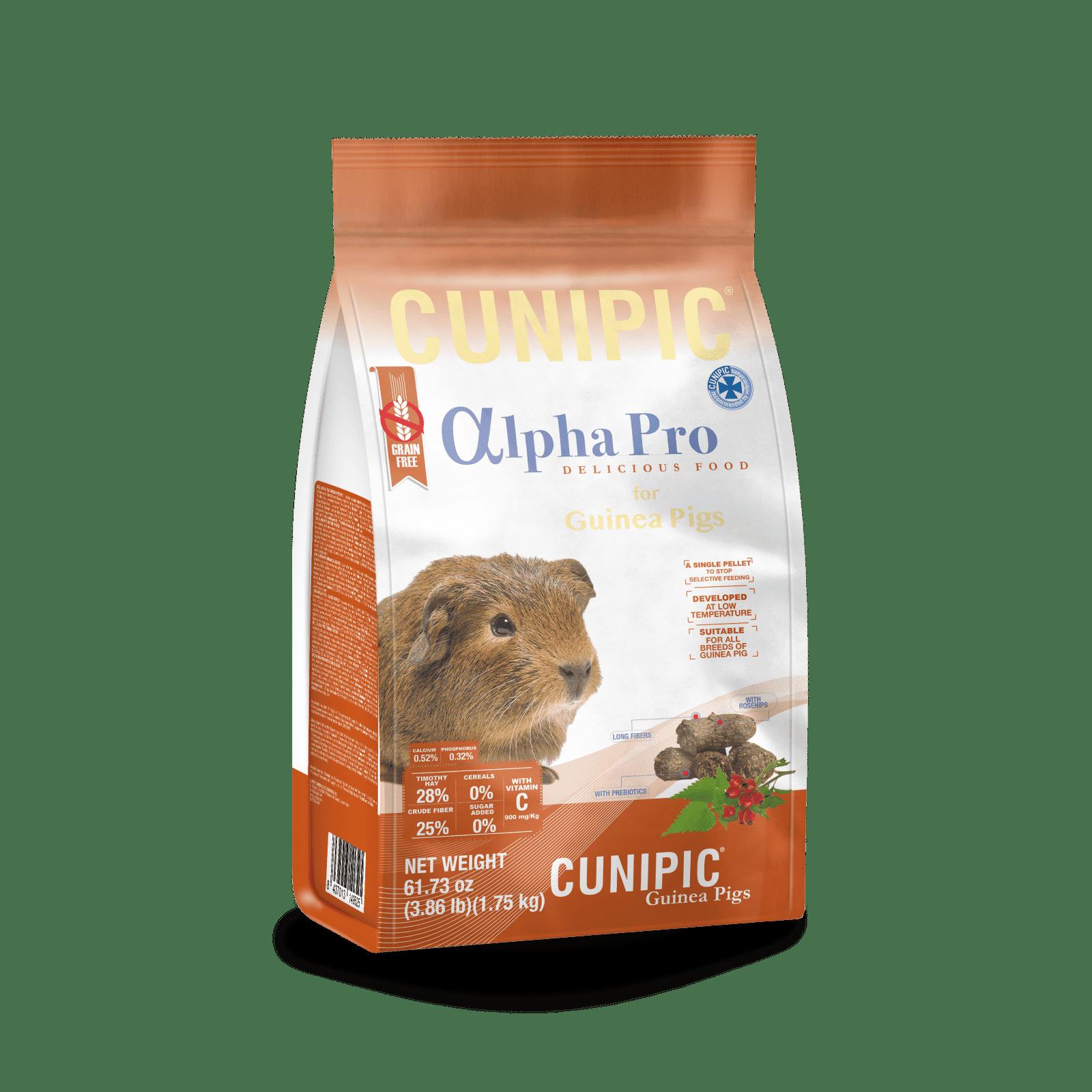 Alpha Pro Cobaya Cunipic