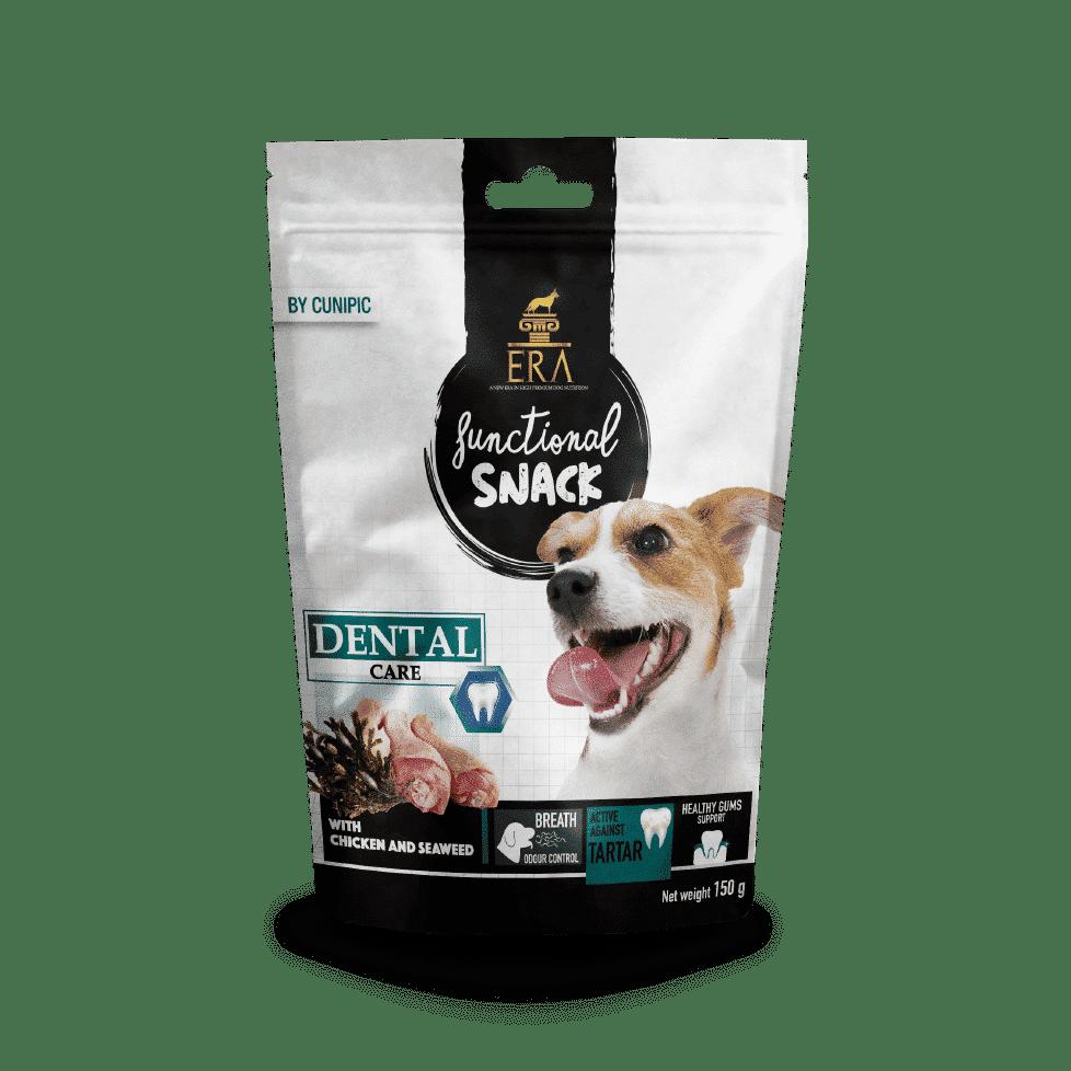 Snack Dental con Algas Marinas 150g